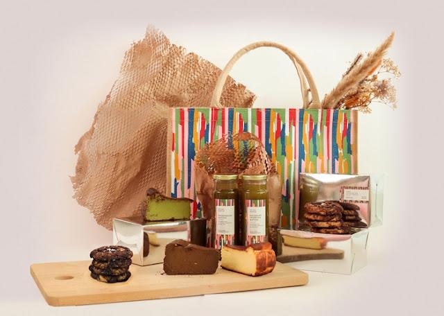 Cassey Gan Festive Matcha Gift Sets, Oh Cha Matcha, Cassey Gan, Festive Matcha Gift Sets, Matcha, Food