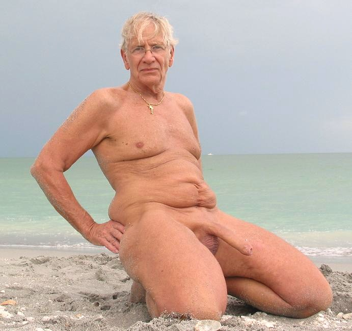 Nude beach usa excited