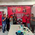 Pemuda Batak Bersatu Sumsel Terbentuk. Hotniel : Diharapkan Mampu Bersinergi Dengan Pemerintah Daerah