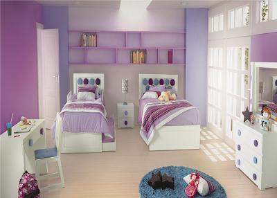 غرف نوم الاطفال 2020