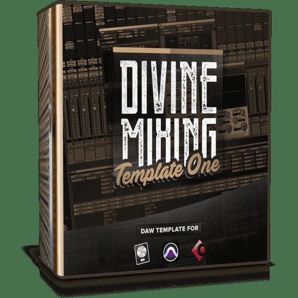 Sean Divine Divine Mixing Template One v1.3