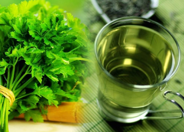 Benefits of parsley for lengthening hair
