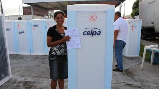 Projeto da Celpa oferece 50% de desconto na compra de geladeiras e aparelhos de ar-condicionado