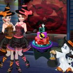 Halloween Special Party Cake
