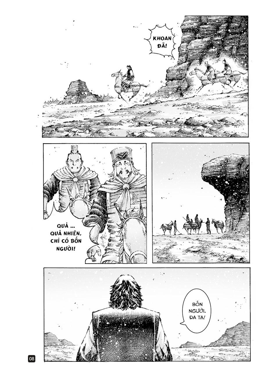 Hoả Phụng Liêu Nguyên chap 534 - Trang 8