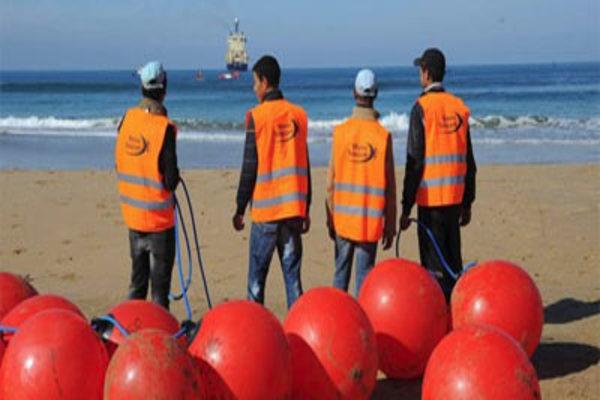 اتصالات المغرب تعلن انتهاء عملية صيانة الكابل البحري
