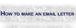كيفية كتابة الايميل باللغة الإنجليزية / How to write an email