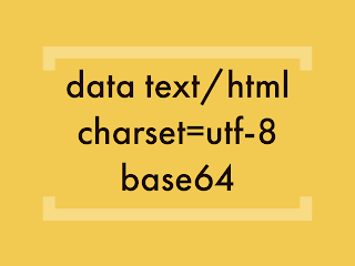 data text/html charset=utf-8 base64