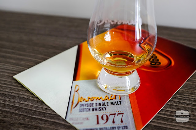 Benromach 1977 single cask 1268