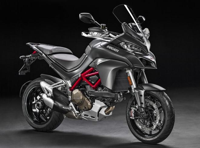 Ducati Multistrada V4 sẽ ra mắt vào năm 2021