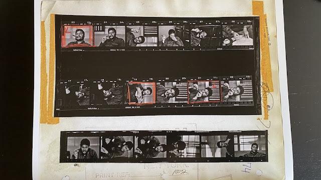 Libro de fotografia Magnum: Hojas de contacto