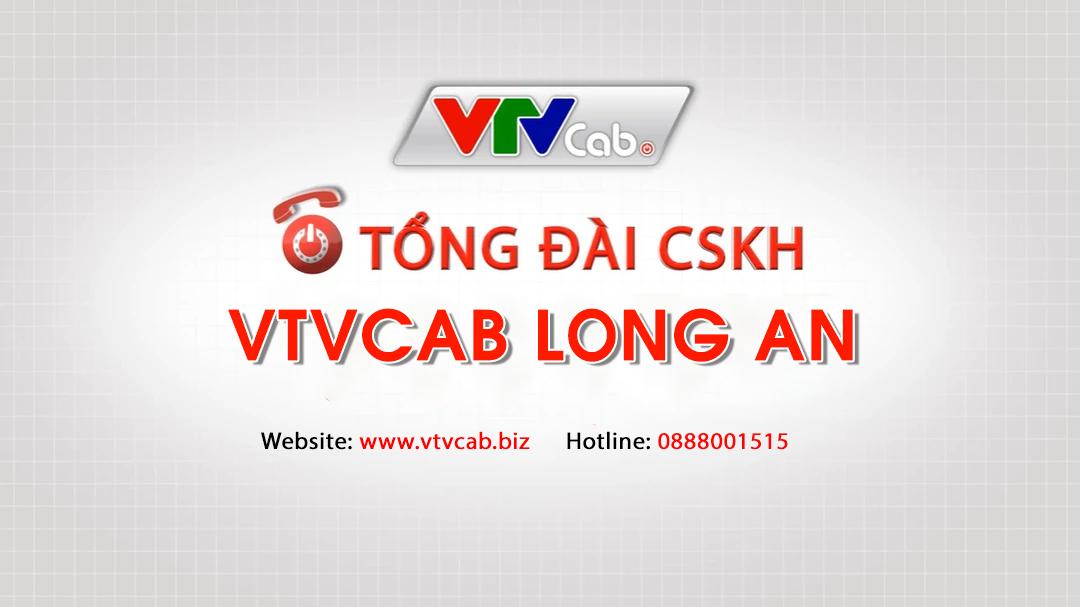 VTVCab chi nhánh Long An