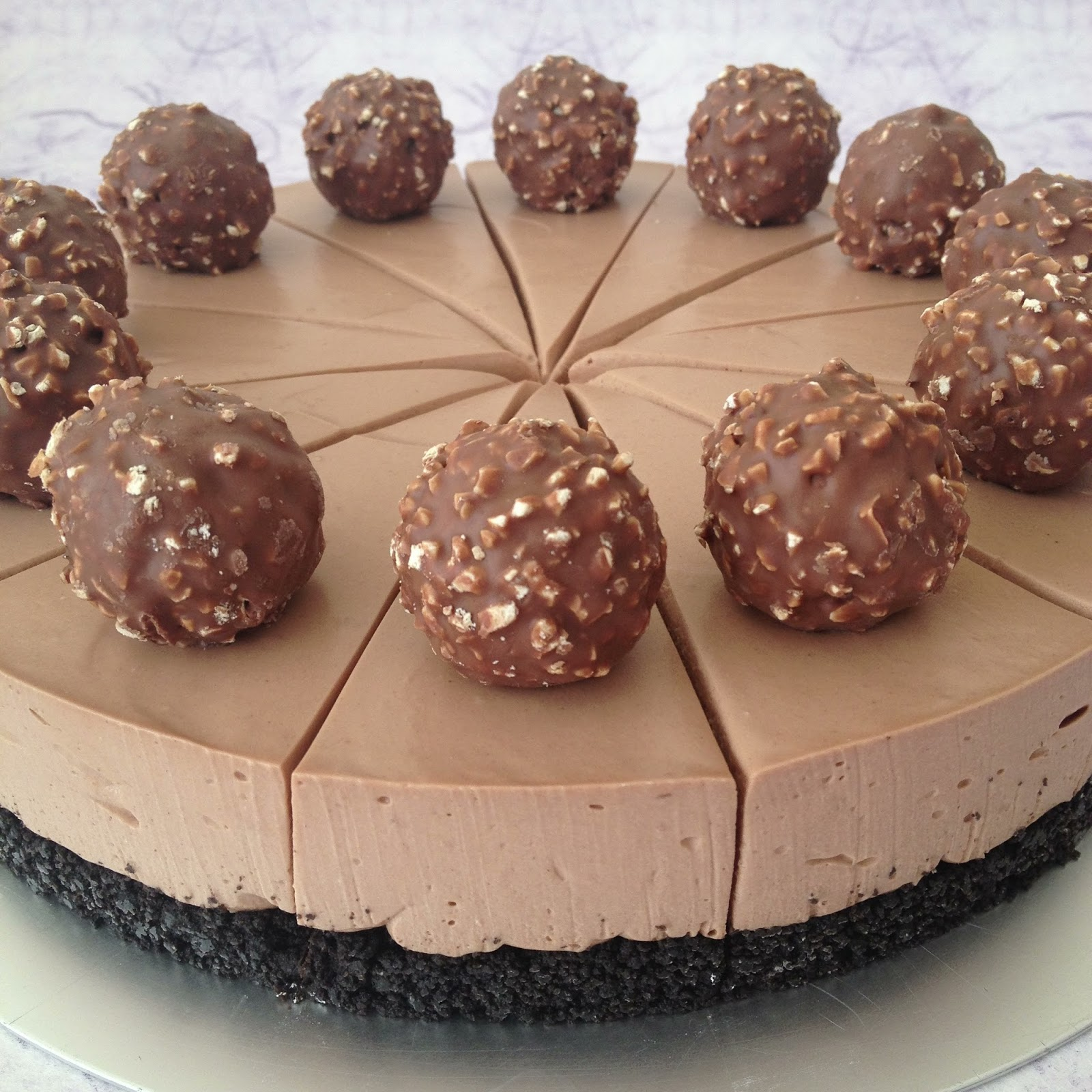 Nutella And Oreo Cake Recipe