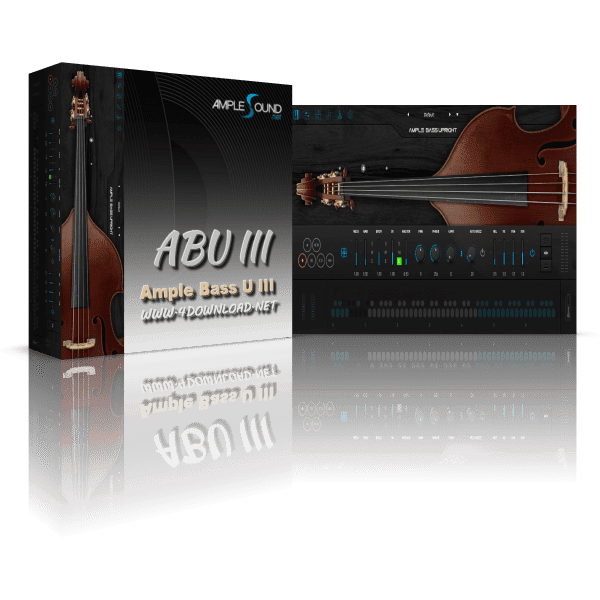 Ample Sound - ABU III v3.0.0 Full version