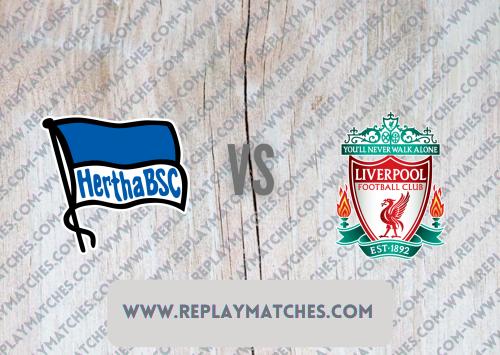 Hertha Berlin vs Liverpool -Highlights 29 July 2021