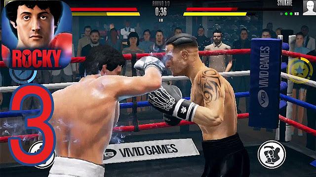 Real Boxing 2 ROCKY Terbaru