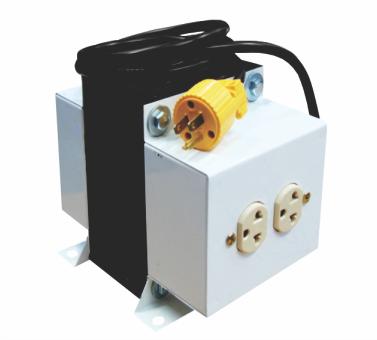 Transformadores monofásicos 220V - 220V - 110V