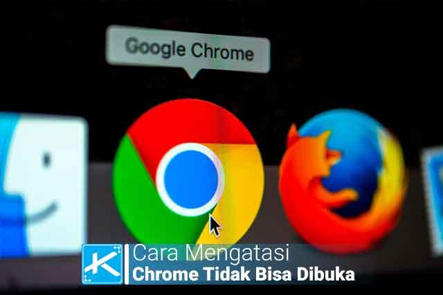 Cara mengatasi Google Chrome yang tidak bisa dibuka / diakses / tidak berfungsi di PC / Komputer / Laptop / Smartphone Android terbaru.
