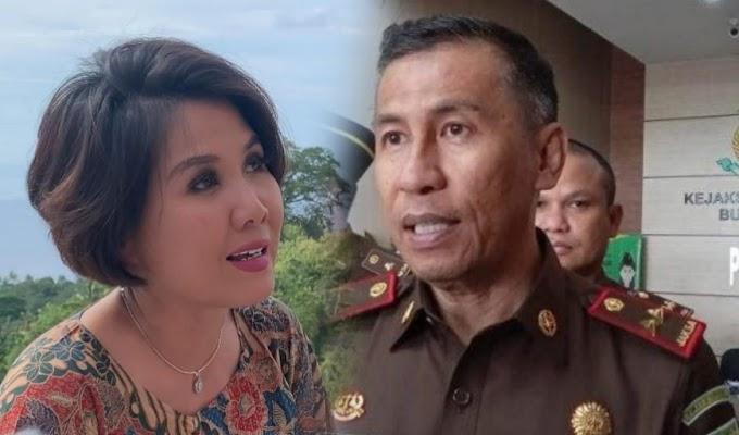 Kapolda Metro Jaya Diminta Tahan Natali Rusli Aktor Utama atas Dugaan Pidana Penipuan yang Berimbas Pencopotan Sesjamdatun oleh Jaksa Agung