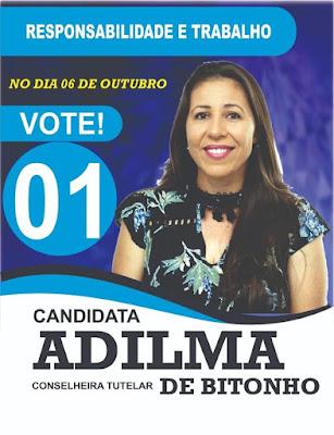 Candidata ao Conselho Tutelar de Ouro Branco é a mais votada no município e em todo sertão de Alagoas