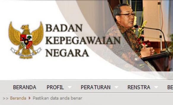 BKN Resmi Tetapkan 16.642 Pegawai Honorer Jadi PNS 2017