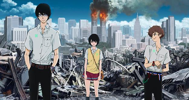 Zankyou No Terror   - Episódio 11