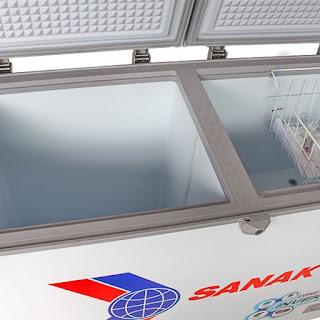 Tủ đông Sanaky 2 chế độ