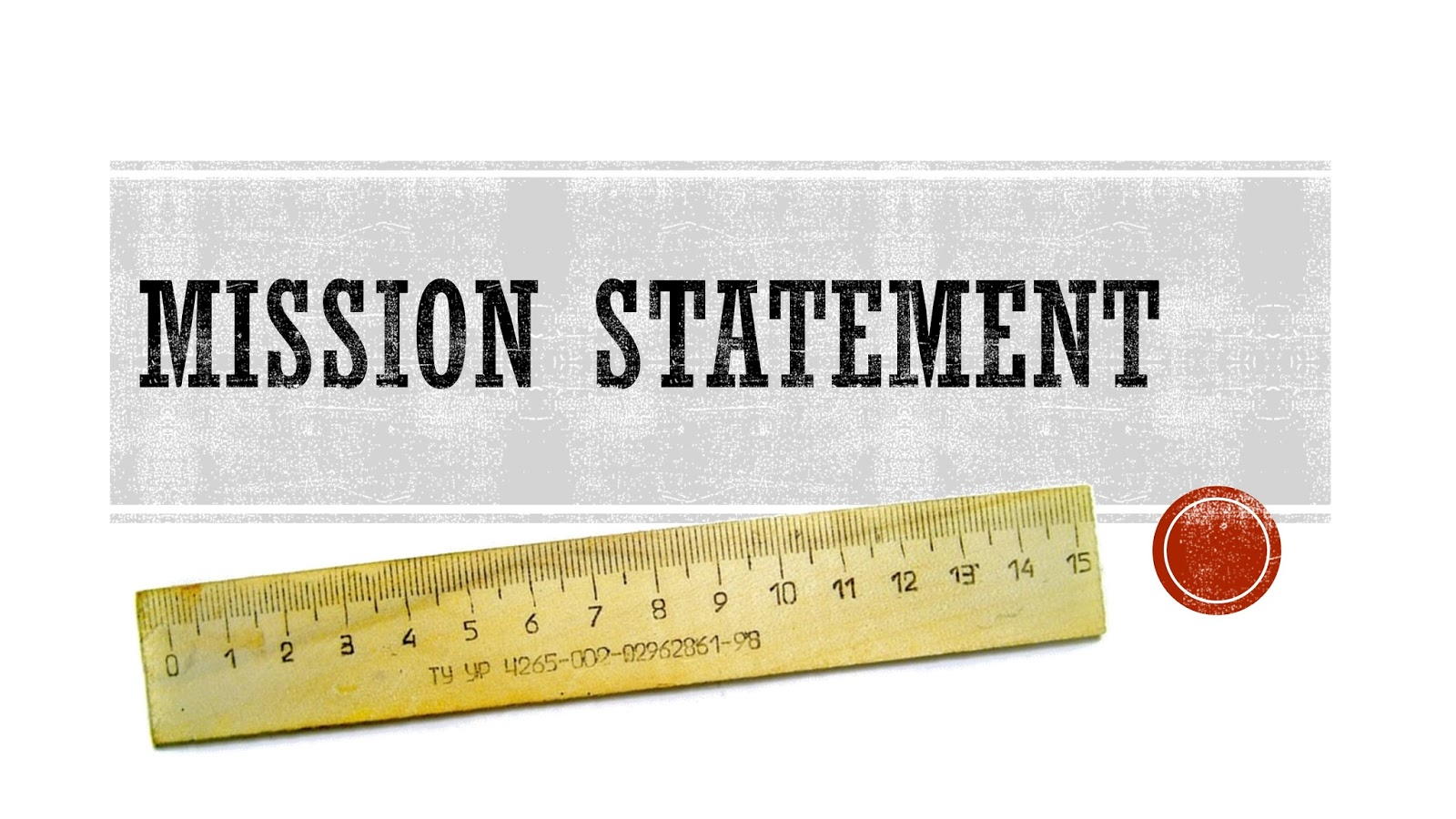 A Well Worded Mission Statement Is A Must Have For Small Press And  Independent Publishers. Itu0027s Important Not Only To Editors, But To Writers.