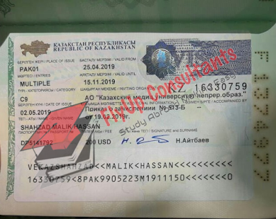 MBBS in Kazakhstan for Pakistani Students