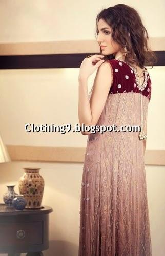 11d758cff Pakistani Boutique Dresses 2015 - Kanav Designer Evening Wear ...