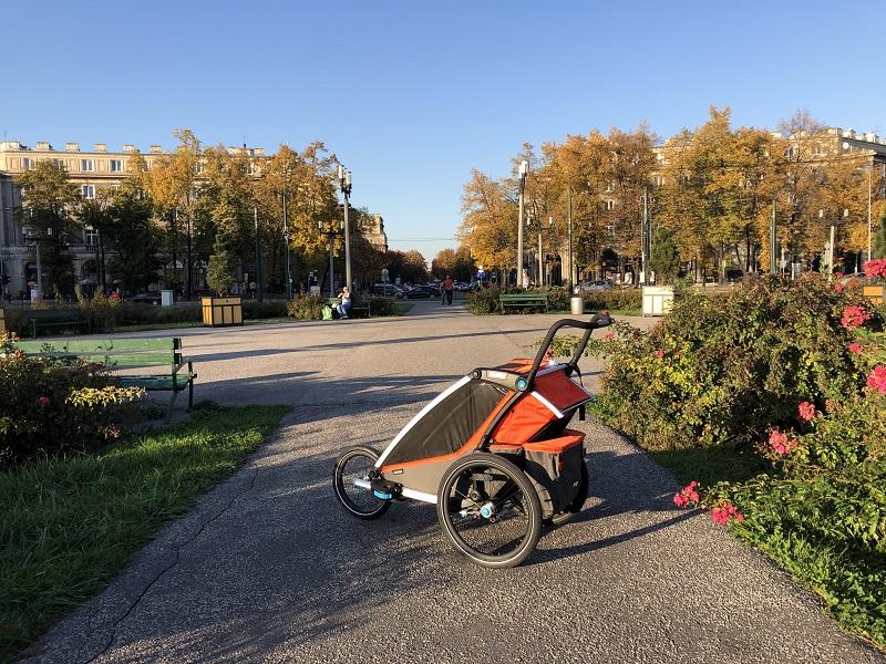 Bieganie z dzieckiem w mieście - możliwe czy nie?