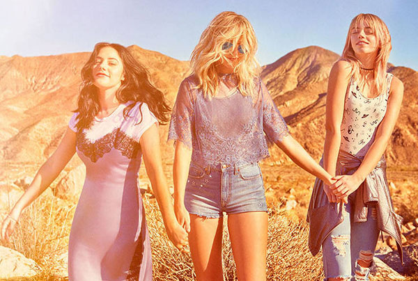 H&M Coachella colección de ropa hombre mujer