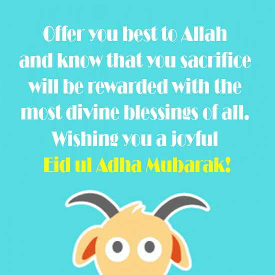 Eid ul Adha Quotes