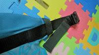 Buzzidil Versatile ceinture préformé mei-tai tissu écharpe