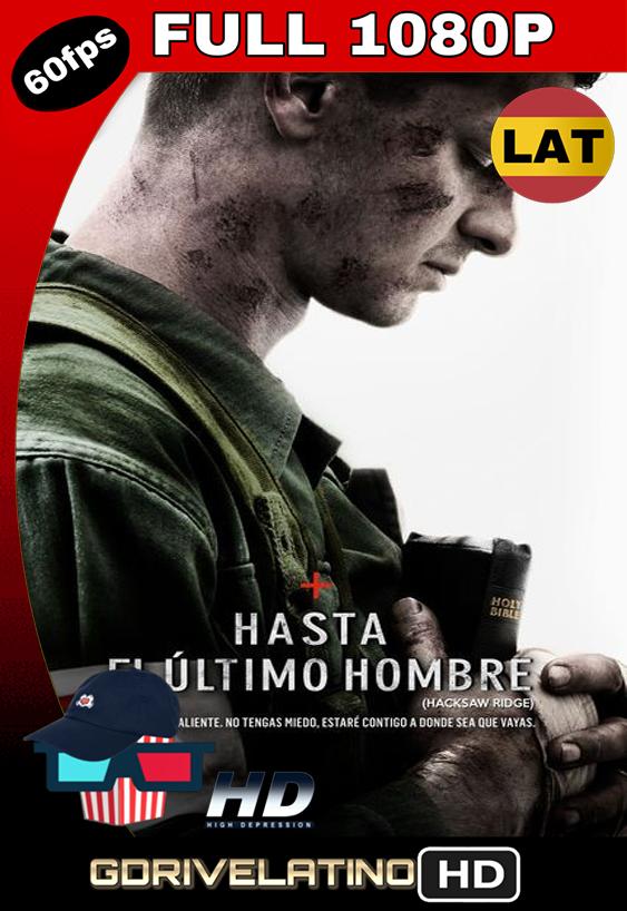 Hasta El último Hombre (2016) BDRip FULL 1080p Latino-Inglés MKV