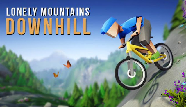 Lonely Mountains Downhill is a mixture of an open-world sandbox and a sports simulator, a game in which you are waiting for a trip on a cool bike, beautiful landscapes, and a sea of trials.