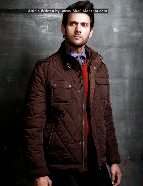 Men's Casual Jackets Collection 2014