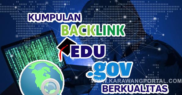 Cara Mendapatkan Ribuan Backlink Berkualitas Edu dan Gov Dengan Google Dork 2021