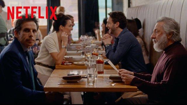 Trailer: Os  Meyerowitz - Família não se escolhe