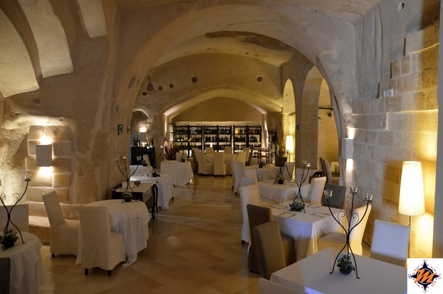 Matera, Sant'Angelo Luxury Resort. Regia Corte