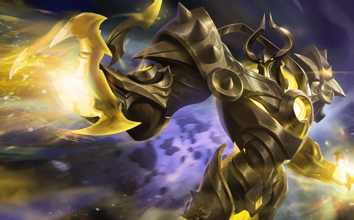 Wallpaper Uranus Aethereal Defender Skin Mobile Legends HD for PC