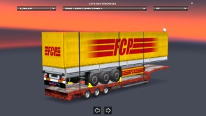 Transport a Schmitz Trailer mod