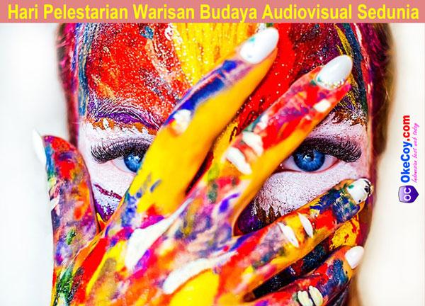 hari pelestarian warisan budaya audiovisual sedunia internasional dunia nasional indonesia