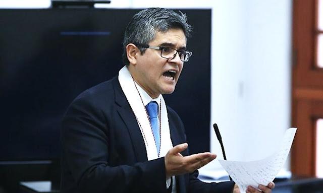 Fiscal José Domingo Pérez: Universidad de Santa María confirma que no hubo plagio en su tesis