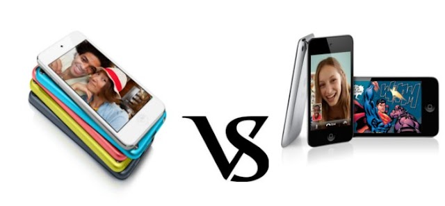 iPod Touch 4G (2010-2011) vs iPod Touch 5G (2012): Completa comparativa