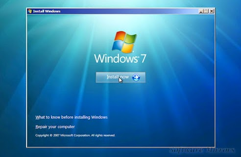 How to Install Windows 7 From USB Flash Drive?