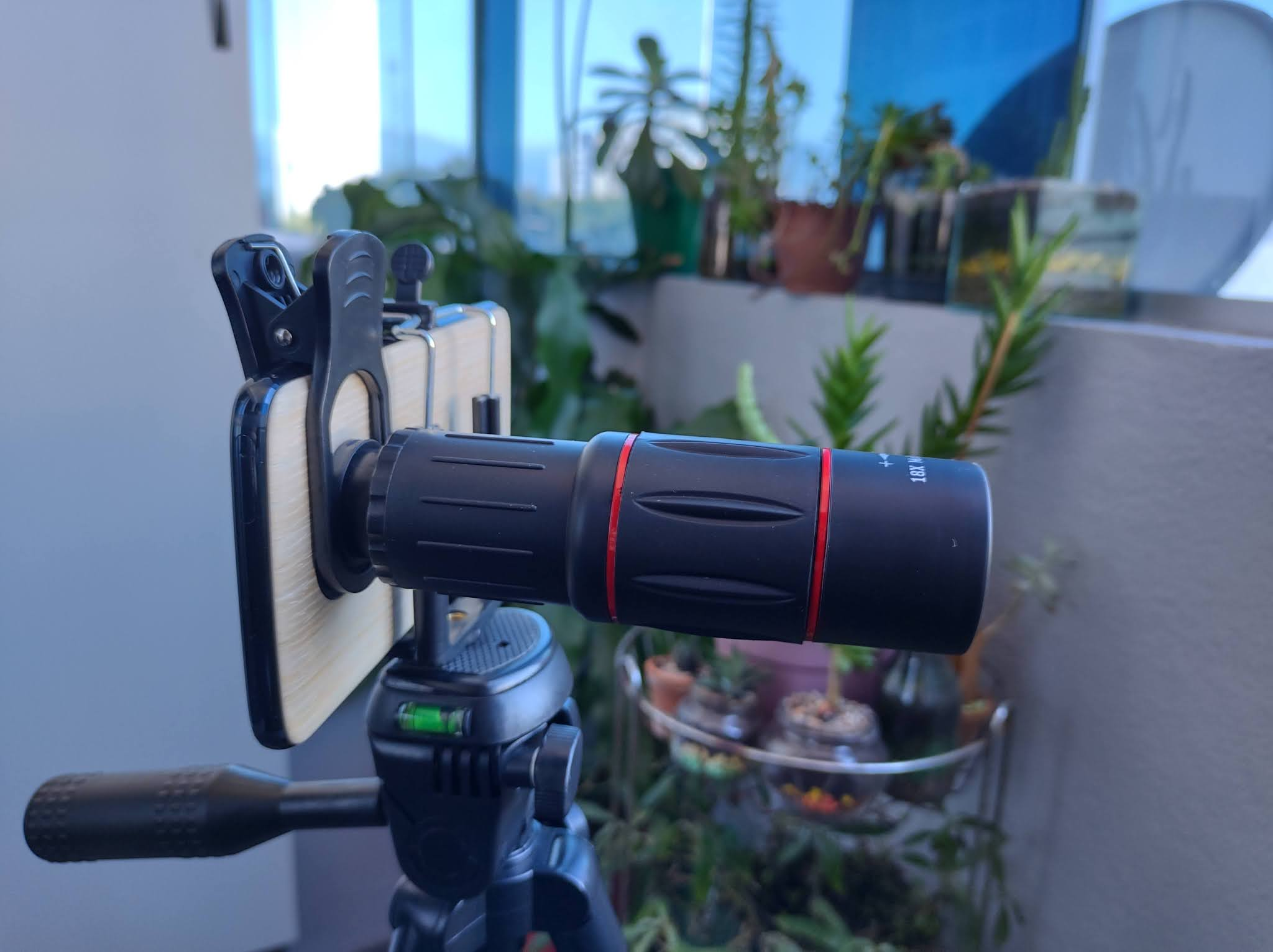 lente externa smartphone apexel technology apl t18zj tripe grande