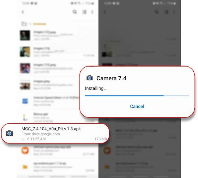 تحميل جوجل كاميرا Redmi Note 10 Pro