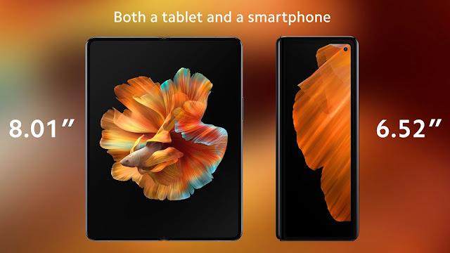 Xiaomi Mi Mix Fold technotesarabic.com