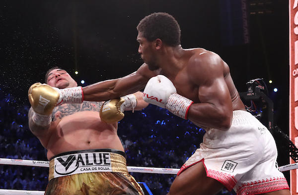 Anthony Joshua Defeats Andy Ruiz Jr